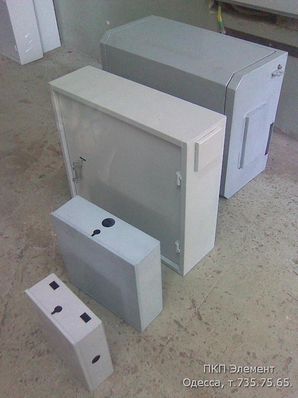 Антивандальный шкафы / РЭА